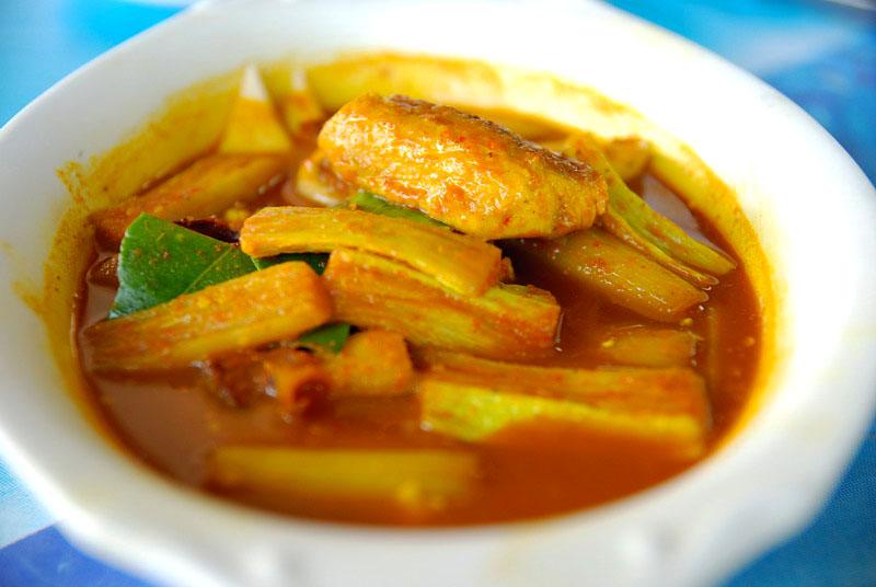 อาหารไทยโบราณ หาทานยาก