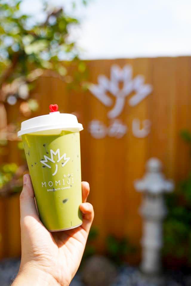 ร้าน Momiji Specialty Coffee